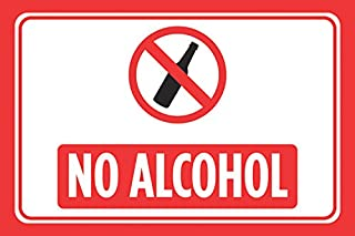Best no alcohol drugs sign Reviews