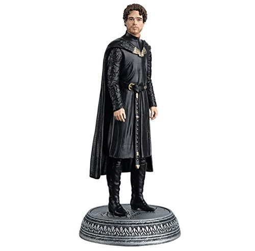Eaglemoss Statue des Harzes. Game of Thrones Collection Nº 41 Robb Stark