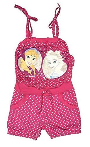 Kleines Kleid Eiskönigin Jumpsuit, Größe 140, Modell 2