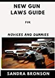 New Gun Laws Guide For Novices And Dummies (English Edition)