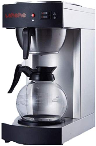Koffiemachine Volautomatisch Druppeltype Bovenste en onderste isolatielade Amerikaanse koffiemachine Thuiskantoor Grootte (49 * 26 * 49.5cm)