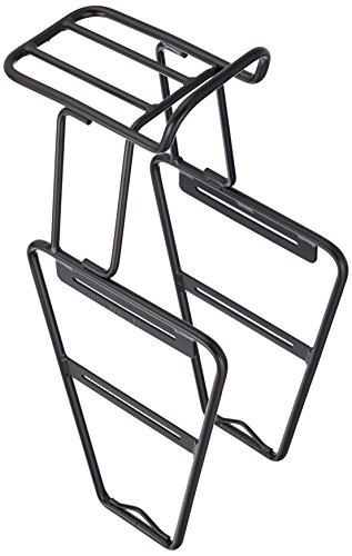 Point Gepäckträger Vorderrad-lowrider-Aluminium, schwarz, 05033800
