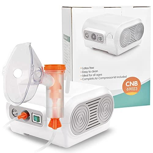 Portable Nebulisers Handheld Nebulizador - Mini Asthma Inhaler for Kids Adult,Home Daily Use