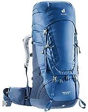deuter Damski plecak trekkingowy Aircontact 50 + 10 SL ze stalowym średnim, 60 l