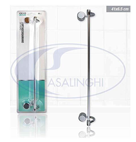 Abm Idea Handtuchhalter für die Wand, 41 x 6,5 cm