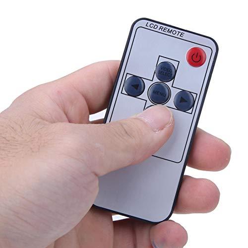 HDMI VGA Monitor Bildschirm Kit LCD TFT Display Modul mit Flachkabel 7 Zoll 1024 * 600 LCD Controller Board Kit 2 AV + VGA + 1 Kanal für Raspberry Pi 3/2
