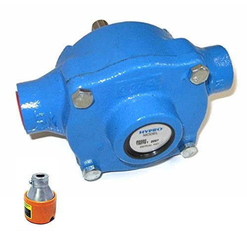 Hypro 6500C Roller Pump w/ 1321-0006 Quick Coupler (Bundle, 2 Items)