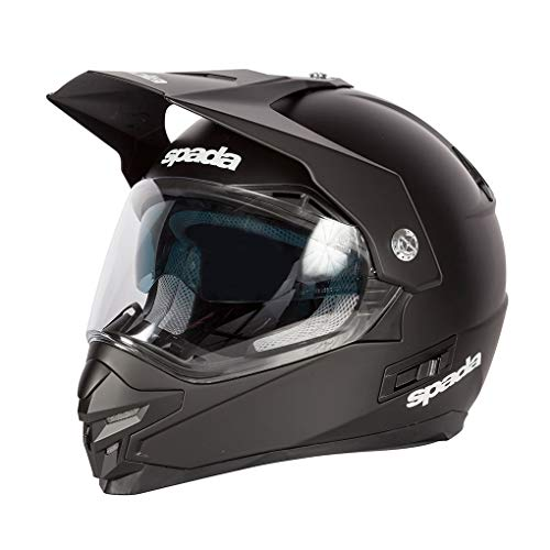 Spada Intrepid Dual Sport Helmet XL Matt...
