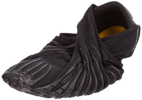 Vibram Five Fingers Furoshiki Original, Zapatillas Unisex Adulto, Negro (Black), 36/37 EU