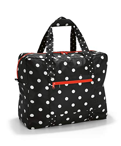 Reisenthel Mini Maxi touringbag Koffer, 48 cm, 40 Liter, Mixed Dots