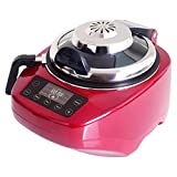 Minhang Automatic Electric Meal Cooker Multifunctional Dishes Maker DL-001 (Red)