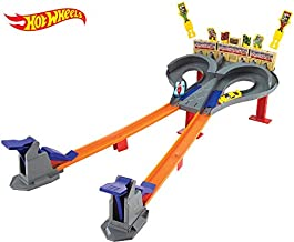 Hot Wheels Super Speed Blastway Track Set [Amazon Exclusive]