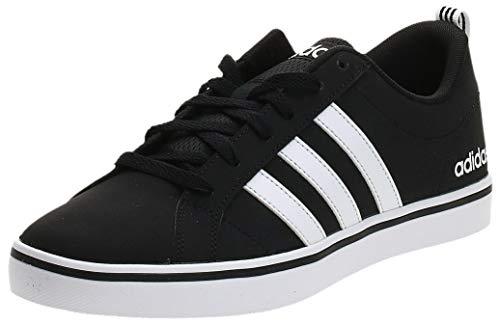 Adidas VS Pace, Sneaker Hombre, Core Black/Footwear White/Core Black, 42 2/3 EU
