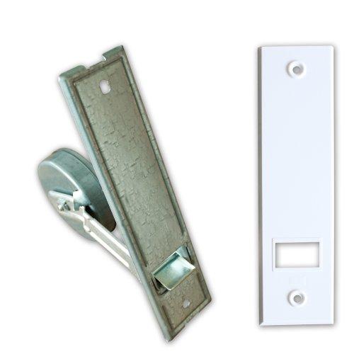 Gurtwickler inkl. Abdeckplatte Lochabstand 160mm bis 5m Gurt (für 20-24mm Gurtband) [10160]