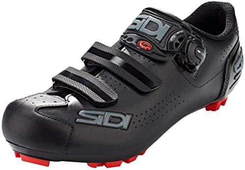 Sidi Trace 2 Mega Cycling Shoe - Men's Black/Black, 42.0