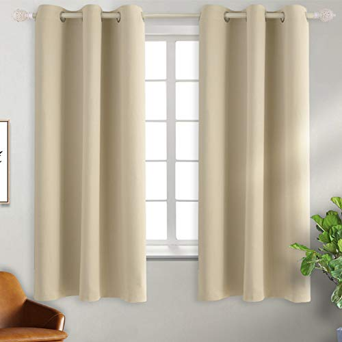 BGment Blackout Curtains - Grommet Thermal Insulated Room Darkening...