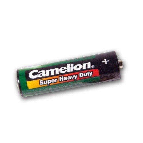 CAMELION Pack de 4 piles R06 Mignon AA