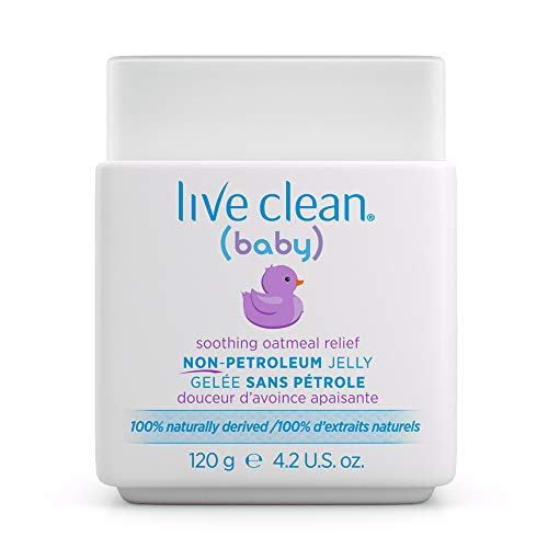 LIVE CLEAN Non Petroleum Soothing Jelly