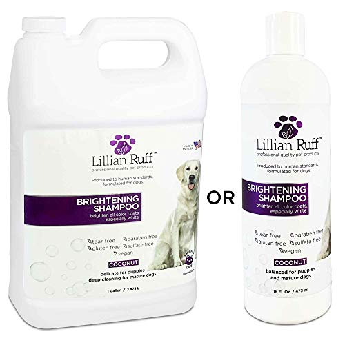Lillian Ruff Brightening & Whitening Shampoo for...