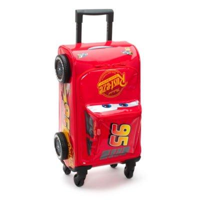 Offizielle Disney Cars Lightning McQueen Kinder Trolley-Koffer