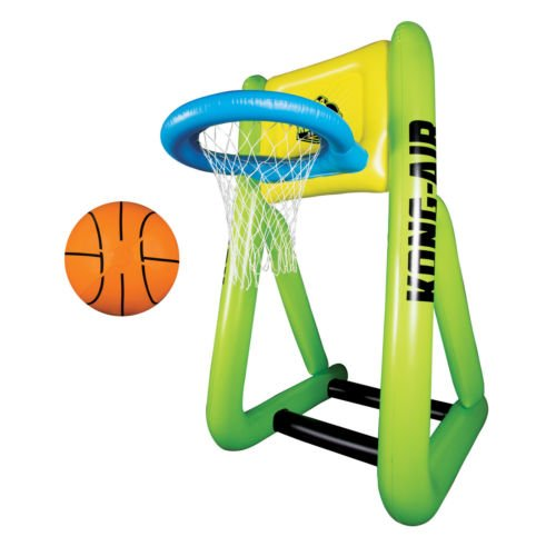 Fantastic Deal! Franklin Sports Durable PVC Authentic Style Net Kong-Air Sports Basketball Set For K...