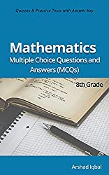 Indices and Standard Form Multiple Choice Questions - 8th Grade Math