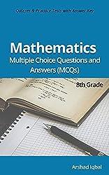 8th Grade Math MCQ Download (330 MCQs)