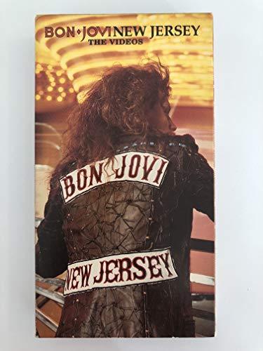 Bon Jovi : New Jersey [VHS]