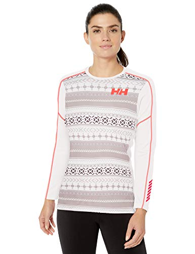 Helly Hansen W Hh Lifa Active Graphic Crew sweatshirt voor dames