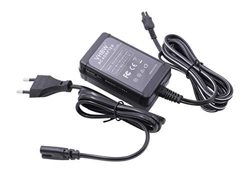 vhbw Kamera-Netzteil passend für Sony Handycam DCR-SR38E, DCR-SR50E etc. ersetzt AC-L20, AC-L20A, AC-L20B, AC-L25, AC-L25A, AC-L25B, AC-L200 etc.
