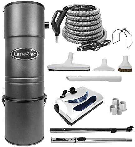 Ranking integrated 1st place CanaVac ES-725 Ethos Series Central Vacuum - Cleaner Over item handling Reliable Fl