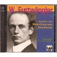 ブラームス:交響曲第1番、ベートーヴェン:ピアノ協奏曲第1番 フルトヴェングラー&ルツェルン祝祭管、エッシュバッヒャー(p)
