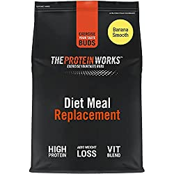 THE PROTEIN WORKS Diet Meal Replacement Shake