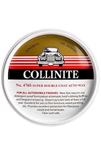 Collinite 476 Super Double Coat Cire Auto 266 ML