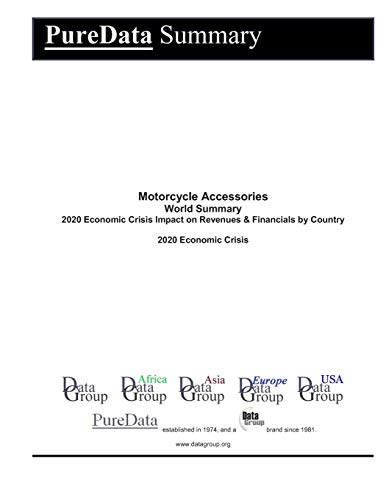 Motorcycle Accessories World Summary: 2020 Economic Crisis Impact on Revenues & Financials by Country: 9548