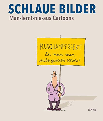 Schlaue Bilder: Man-lernt-nie-aus-Cartoons (Cartoon-Sampler)