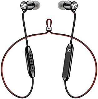 Sennheiser HD1 Free Bluetooth Wireless Headphone, Bluetooth 4.2 with Qualcomm Apt-X and AAC, 6 hour battery life, 1.5 hour fast USB charging, multi-connection to 2 devices
