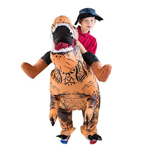 Bodysocks® Costume Gonfiabile da Dinosauro Deluxe per Bambini
