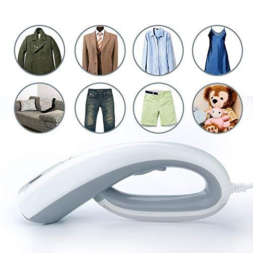 Find Bargain 110V 1000W Vertical Steamer Garment Steamers Steam Brushes Mini Steam Iron For Ironing ...