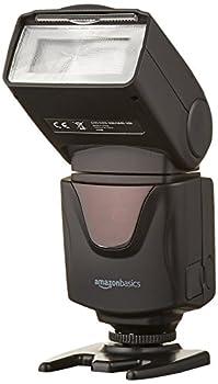 ガイドナンバー:33 ( ISO 100/1M )、発光時間:1/200 秒~ 1/20000 秒 様々な場面で使えるM、S1、S2(マニュアルモード、スレーブモード1、スレーブモード2)の3種類のフラッシュモード。 標準PC同期ポート(入力)搭載でオフカメラでの接続可能。離れた場所からフラッシュを起動できるワイヤレスセンサー。 最大傾斜角90度。回転範囲最大270度。フラッシュ輝度を8段階調節可能。 現在のフラッシュ設定を保存できる自動保存機能。ホットシュースタンドとキャリーバッグ付き。
