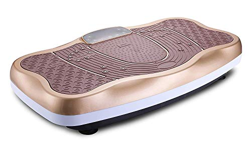 TODO Vibration Platform Wholebody Vibrating Board- Remote Control/Bluetooth Music/USB Connection...