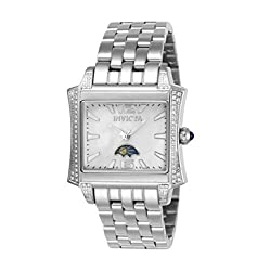 This image shows Invicta Women's 23694 Elite Diamond which is one of the best picks in my Invicta watches review