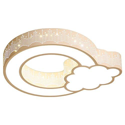 RIANG Chambre des Enfants lumière Moderne créative Nuage Conduit Lampes de Plafond garçons et Filles Chaude Princesse Chambre Chambre Lampes diamètre 500 m