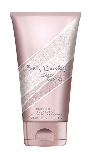 Betty Barclay Sheer Delight femme/woman, Bodylotion, 1er Pack (1 x 150 g)