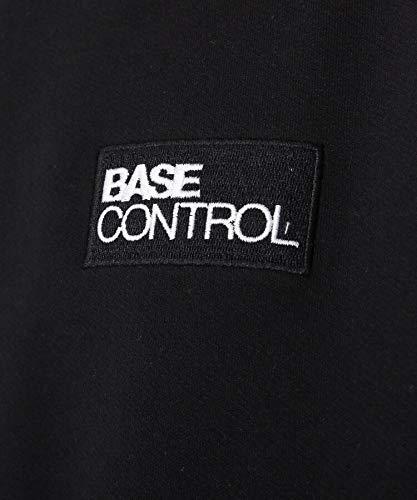 BASECONTROL(ベースコントロール)『スタジャン2段ロゴ裏起毛』
