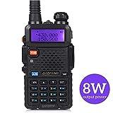Baofeng UV-5R TP Series Walkie Talkie 8W High Power Ham Radio Long Distance