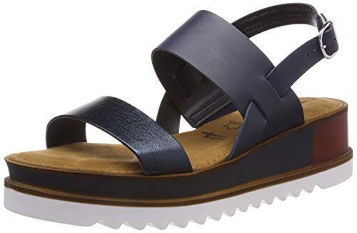 Tamaris dames 1-1-28226-22 enkelbandje sandalen