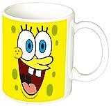 MasTazas Bob Esponja Spongebob B Taza Ceramica 11 oz ≈ 325 ml