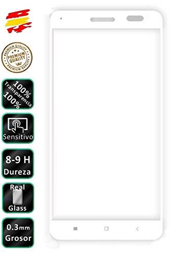 Movilrey Protector Samsung Galaxy Note 4 Blanco Completo