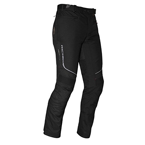 7CLD100/DXL - Richa Colorado Ladies Motorcycle Trousers XL Black Standard